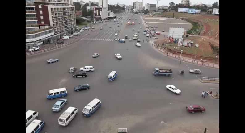 La circulation en Éthiopie…