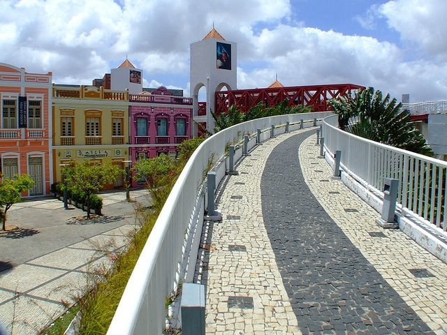 Dragão do Mar, Fortaleza