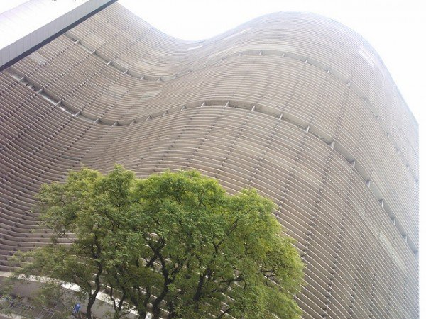 Edifício Copan Sao Paulo