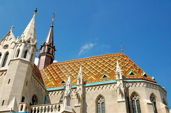 église Mathias Budapest