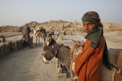 Esclavage Pakistan