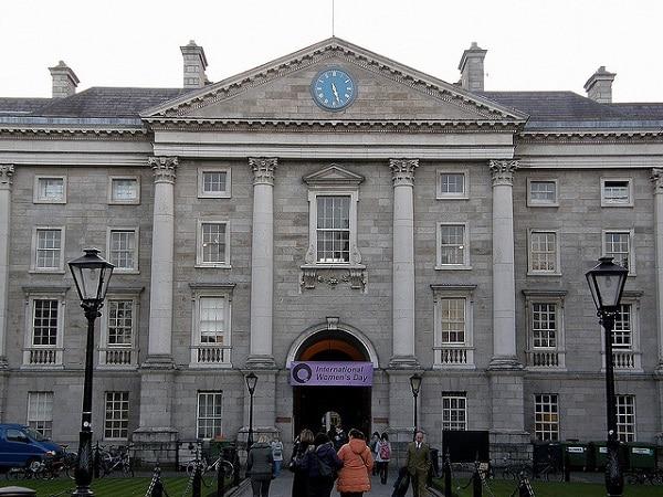 Front Gate Regent House Dublin