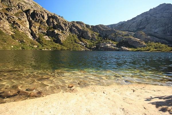 Gorges de la Restonica Corse