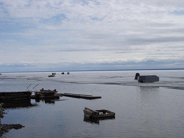 Grand lac de l'Ours