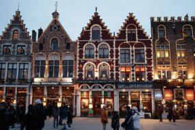 Grand-Place Markt Bruges