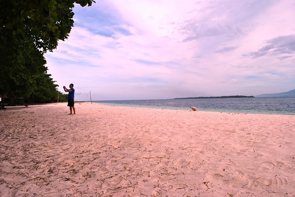 Grande Santa Cruz Island, Zamboanga