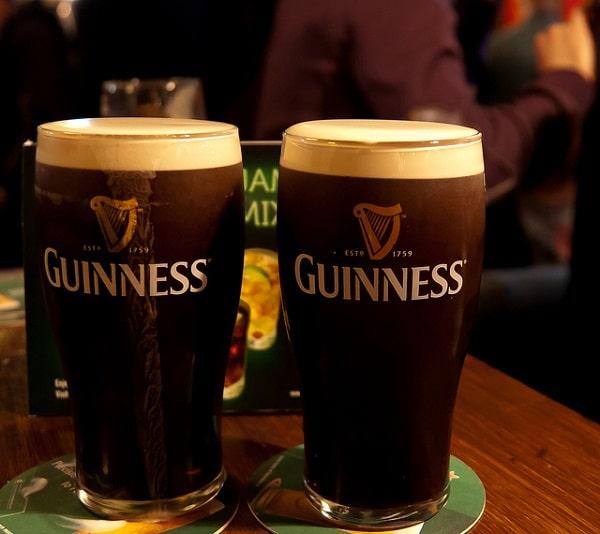 Guinness Temple Bar Dublin