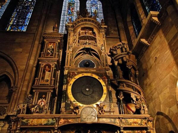 Horloge astronomique Strasbourg