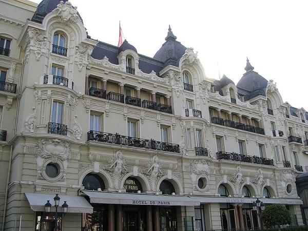 Hôtel de Paris - Monte Carlo