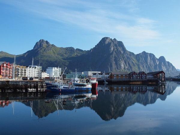 Îles Lofoten Norvège