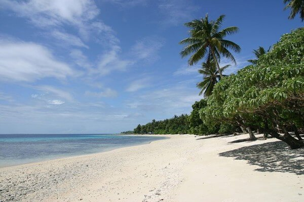 Îles Marshall armée