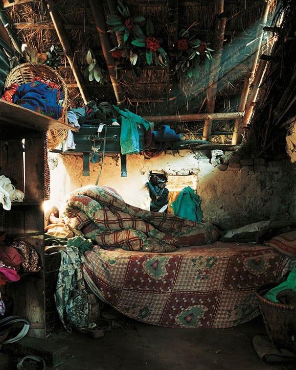 Indira Katmandou chambre