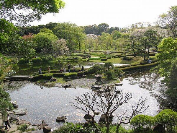 Jardin Est Palais Imperial Tokyo