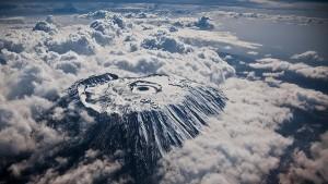 Kilimandjaro avion