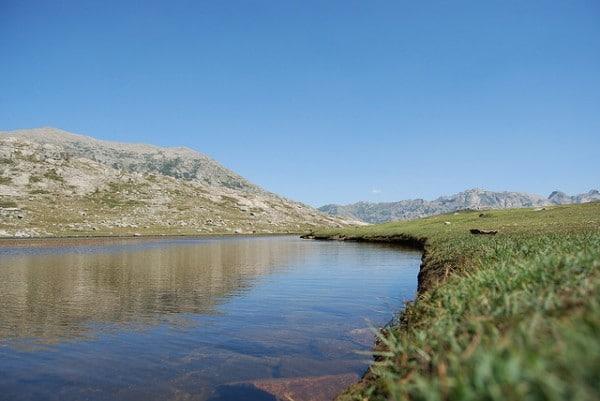 Lac de Nino GR20
