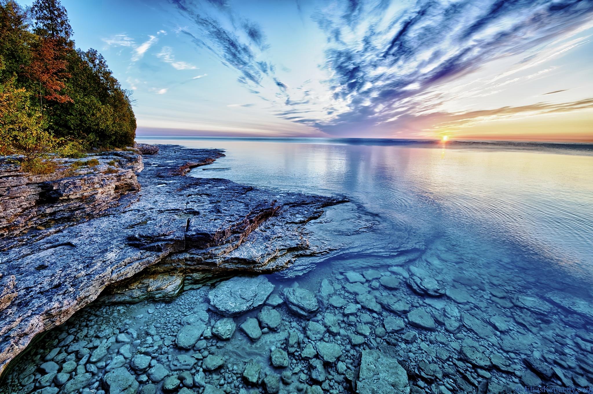 Les 10 plus grands lacs du monde