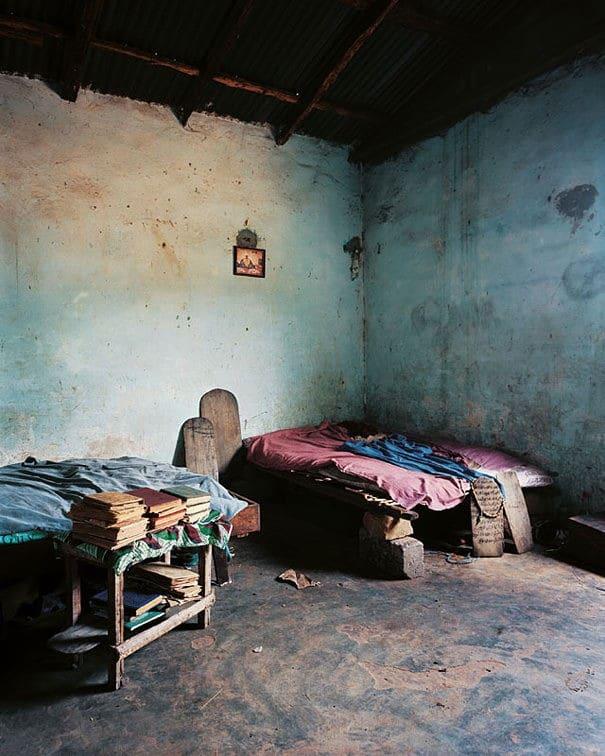 Lamine Sénégal chambre