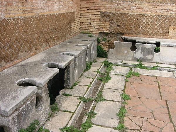 Latrines Ostia