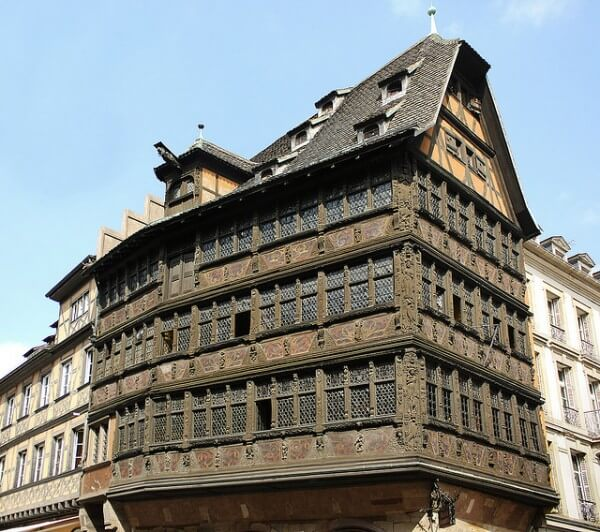 Maison Kammerzell Strasbourg