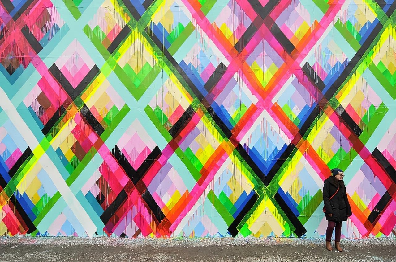 Les multiples vies du Bowery Mural à New York