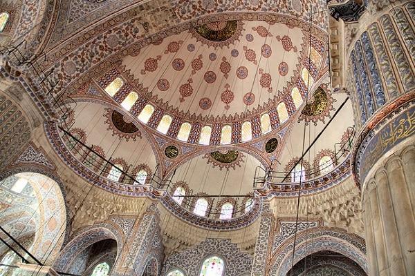 Mosquée Bleue Istanbul