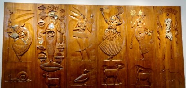 Musée afro-brésilien Carybé, Salvdor
