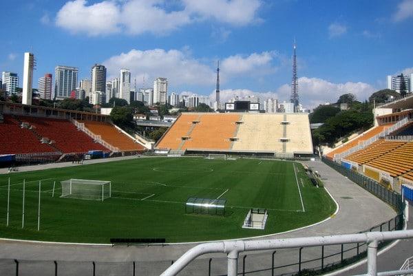 Musée du Football Sao Paulo