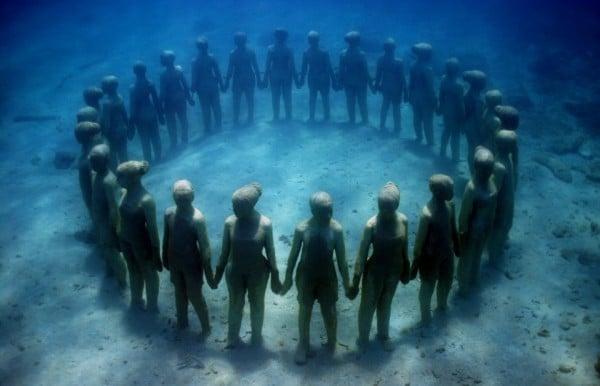 Musée d'art sous-marin Cancún, MUSA