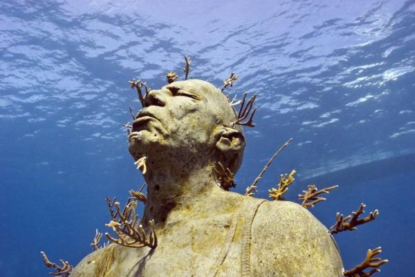 Plongez dans le musée sous-marin de Cancún