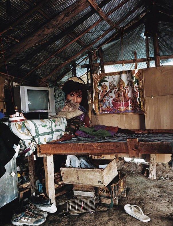 Netu Katmandou chambre