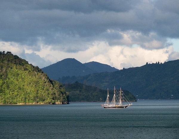 Nouvelle Zélande, Lune de Miel