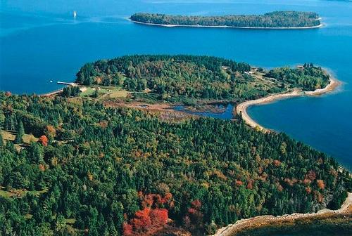 Oak Island Canada