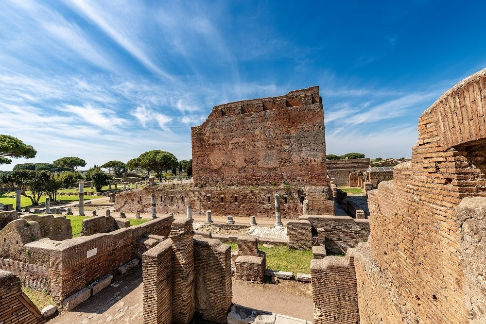 Ostia Antica, cité antique