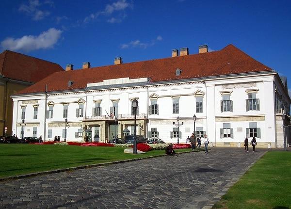 Palais Sandor Budapest