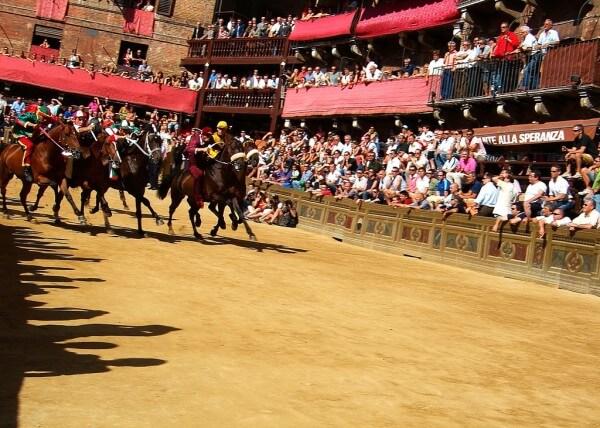 Palio de Sienne 2019 : comment voir la célèbre course de chevaux ?
