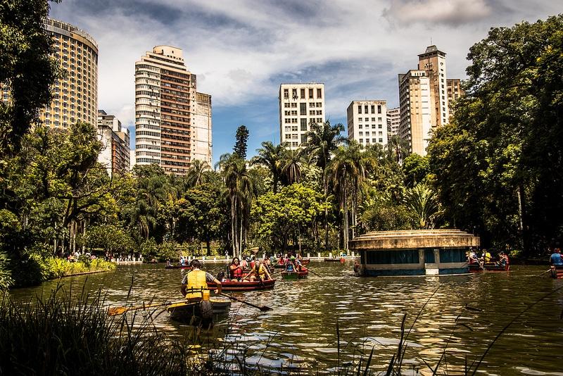 Parque Municipal, Belo Horizonte