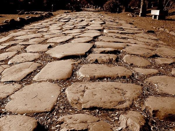 Pave Ostia Antica