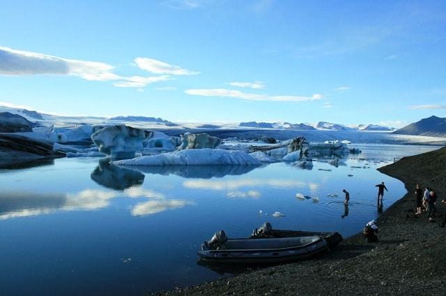 Photo paysage Islande