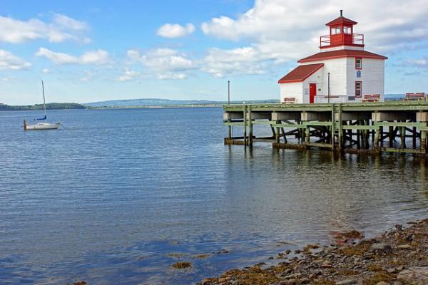 Pictou Island Canada