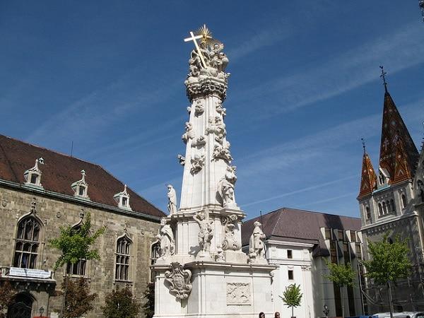 Place de la Trinité Budapest