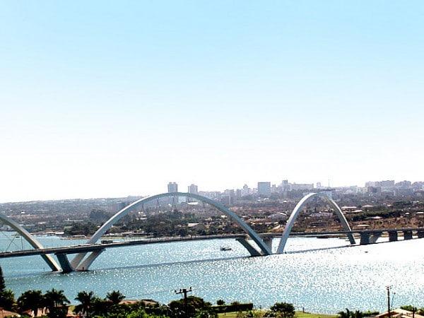 Pont Juscelino Kubitschek Brasilia