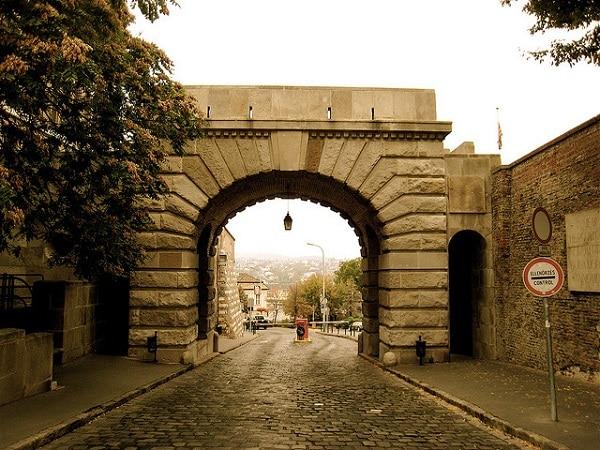Porte de Vienne Budapest