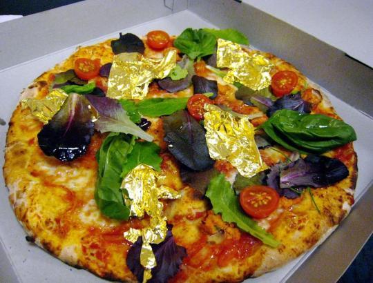 Prix des pizzas