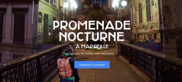 Une promenade nocturne à Marseille, ça vous dit ?