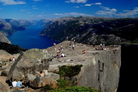 Pulpit Rock, Preikestolen