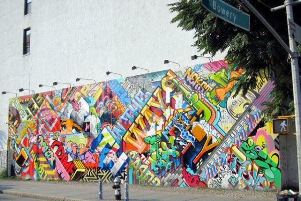 Revok x Pose, Bowery Wall