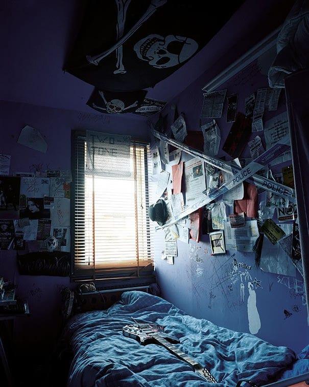 Rhiannon Darvel chambre