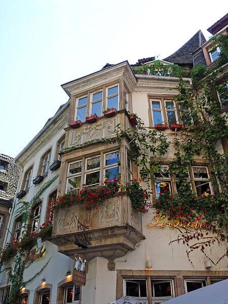 Rue du Maroquin Strasbourg