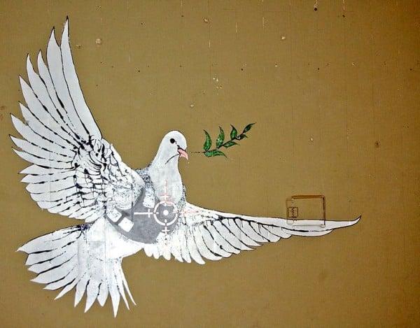 Street-art Bethléem