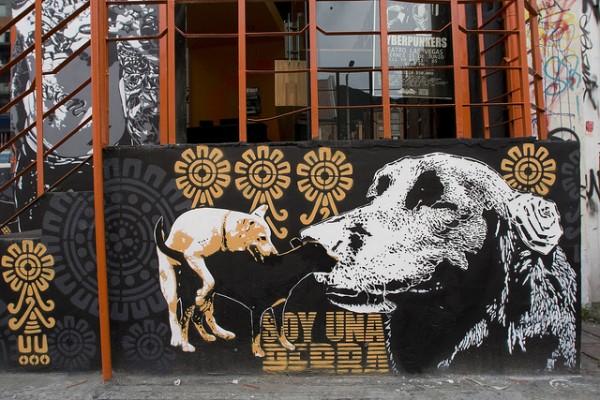 26 villes où le street art s'exprime le mieux